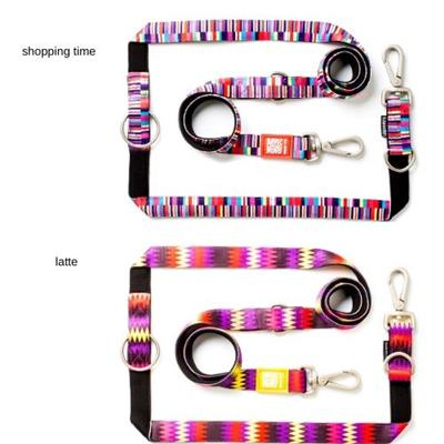 Max & Molly Multi-Function Neoprene Leashes