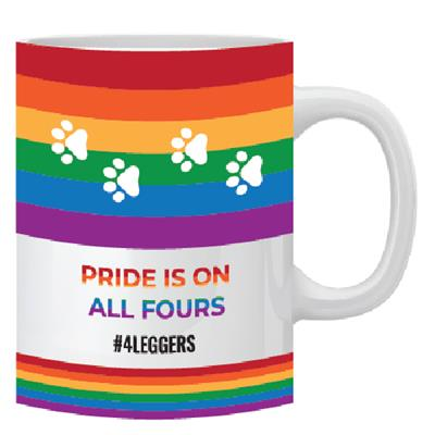 Pride on All #4leggers Coffe Mug -