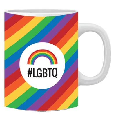 #LGBTQ Coffee Mug