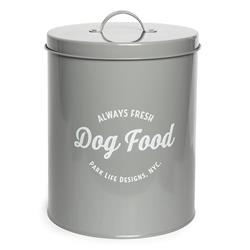 Wallace Grey Food Storage Canister