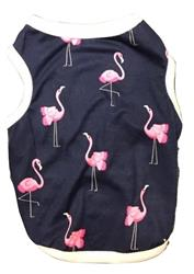 Flamingo Pattern Tank