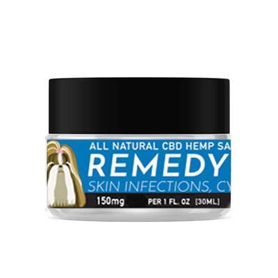 REMEDY - Full Spectrum Hemp CBD Salve for Dogs - 150mg/1 fl. oz.
