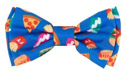 Supersize Me Pet Bow Tie