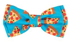 Pizza Lyf Pet Bow Tie