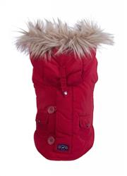 Red Snorkel Jacket