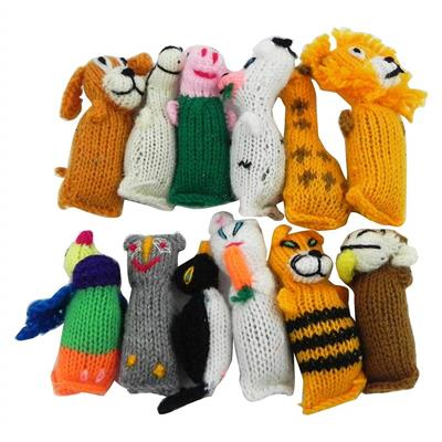 Barn Yarn Animals Cat Toys by Chilly Dog