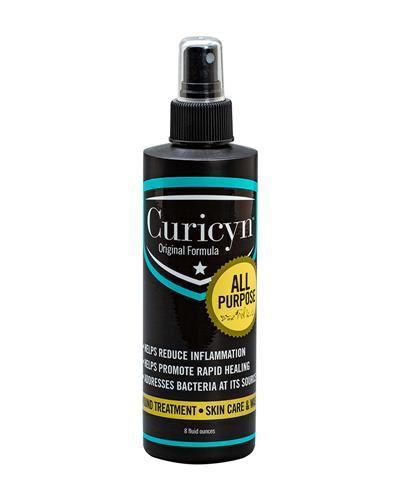 "Curicyn™ ""Original"" Wound and Skin Care Formula - 8 oz. Spray Bottle"