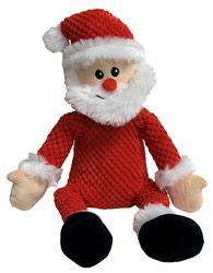 fabdog Santa Floppy Toy