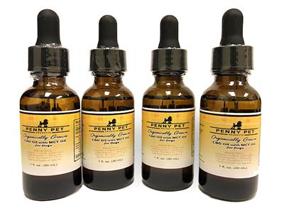 Penny Pet CBD Oil - 1 ounce