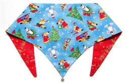 Christmas Joy Holiday ArfScarf