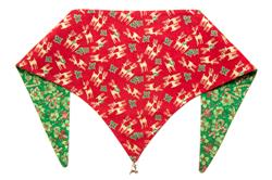 Reindeer Red Holiday ArfScarf