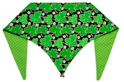 Fancy Shamrocks ArfScarf