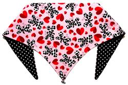 Heart Garden ArfScarf