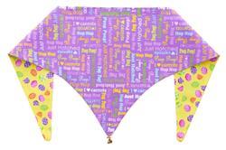 Just Hatched/Purple ArfScarf