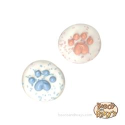 It's My Bark-Day Birthday Collection, Tiny Circle Paws, 60/Case, MSRP $1.00