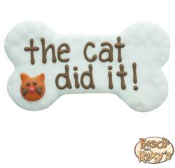 Fido Says, The Cat Did It!, 10/Case, MSRP $5.99