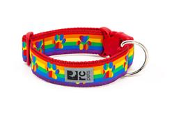 Wide Collars and Leads - Rainbow Paws
