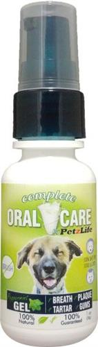 PetzLife Complete Oral Care Peppermint Gel, 1 oz