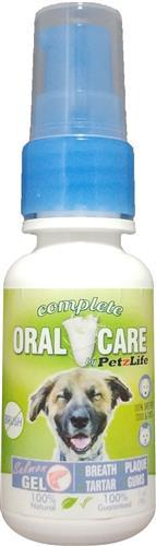 PetzLife Complete Oral Care Salmon Gel, 1 oz