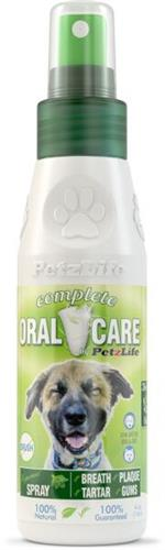 PetzLife Complete Oral Care Peppermint Spray, 4 oz