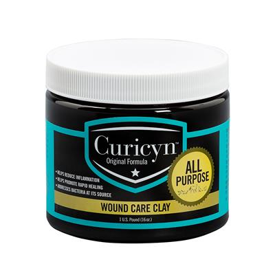 Curicyn™ Wound Care Clay, 16oz Container