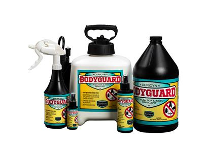 BodyGuard Fly, Flea, Tick and Insect Repellent - 1.33 gal. pump bottle