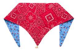 Bunkhouse Paisley ArfScarf