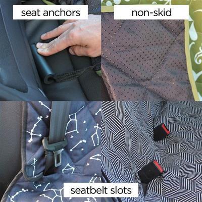 the iron sea car seat cover