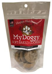 5 oz Gingerbread Treats, No Wheat, by My Doggy