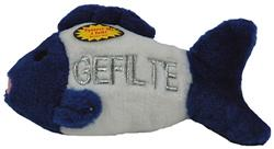 "4.5"" Talking Gefilte Fish by Multipet"