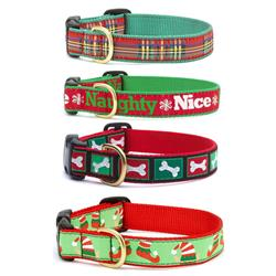 Christmas Collars by Up Country