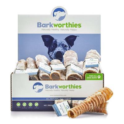 Barkworthies Beef Trachea - 06'' (SW) Sold Individually