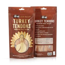 GoGo® USA 3oz Turkey Tendon Strips