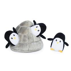 Penguin Cave Burrow by Zippy Paws