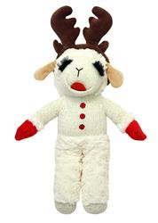 "13"" Standing Lamb Chop with Antlers by Multipet"