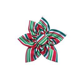 Candy Cane Pinwheel by Huxley & Kent