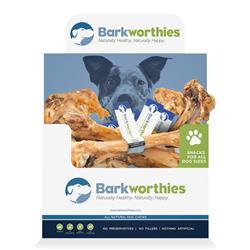 Barkworthies Lamb Leg Bone (Small Bone Box) (SW) Sold As Whole Case Of: 10