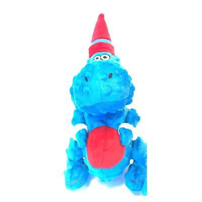 Holiday T-Rex Blue by goDog