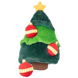 Christmas Tree Burrow by Zippy Paws