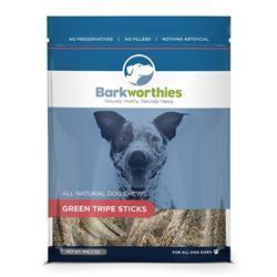 Barkworthies Belly Bark Green Tripe Sticks (Net Wt. 07 oz. )