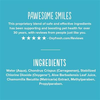 Pet Dental Gel Toothpaste by Oxyfresh  - 4 oz. Tube