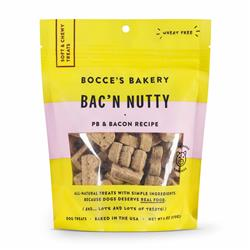 Bac N' Nutty: Soft & Chewy 6 OZ BAGS