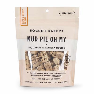 Mud Pie Oh My: Soft & Chewy 6 OZ BAGS