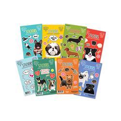 Sticker Sheet Pack of 174 (2 of each design)