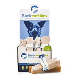 Barkworthies Big Cheese Chew - Medium   (SW) Sold As Whole Case Of: 25