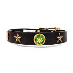 Army Service Emblem Collar