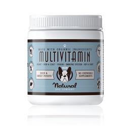 Multivitamin Supplement (90 chews each)