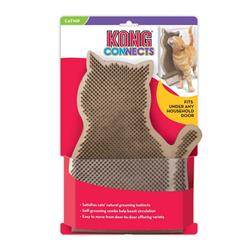 KONG CONNECTS KITTY COMBER SELF-GROOMING FOR CATS