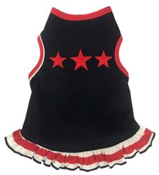 3 STARS NAVY DRESS