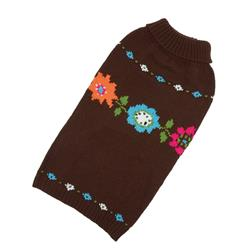 Bella Floral Hand Knit Sweaters by Up Country